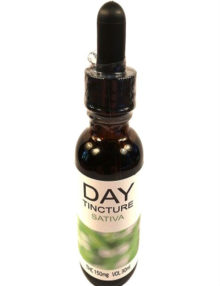 Cannabis Sativa Day Tincture